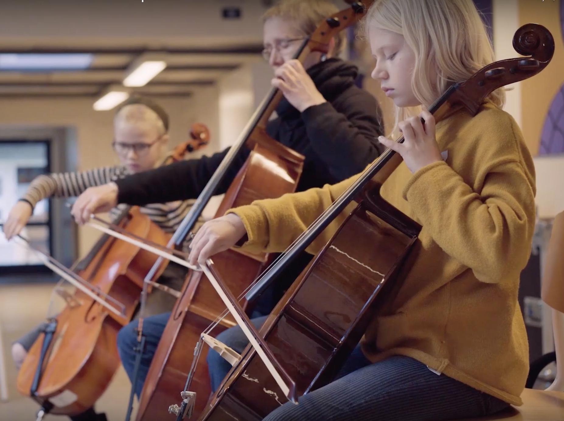 Skabende praksis i musikskolen